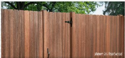 Composite fence frisco tx