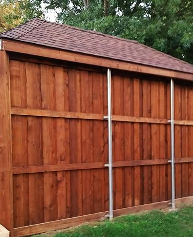 8 ft tall cedar wood fences privacy fences 6 ft tall backyard