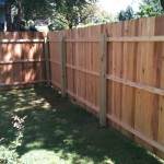 Basic Wood Fence