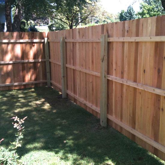 Kitchen Gallery Greensburg Pa: Basic Wood Fence