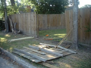 Fence Repairs in Denton TX Fence Companies Denton TX Repair