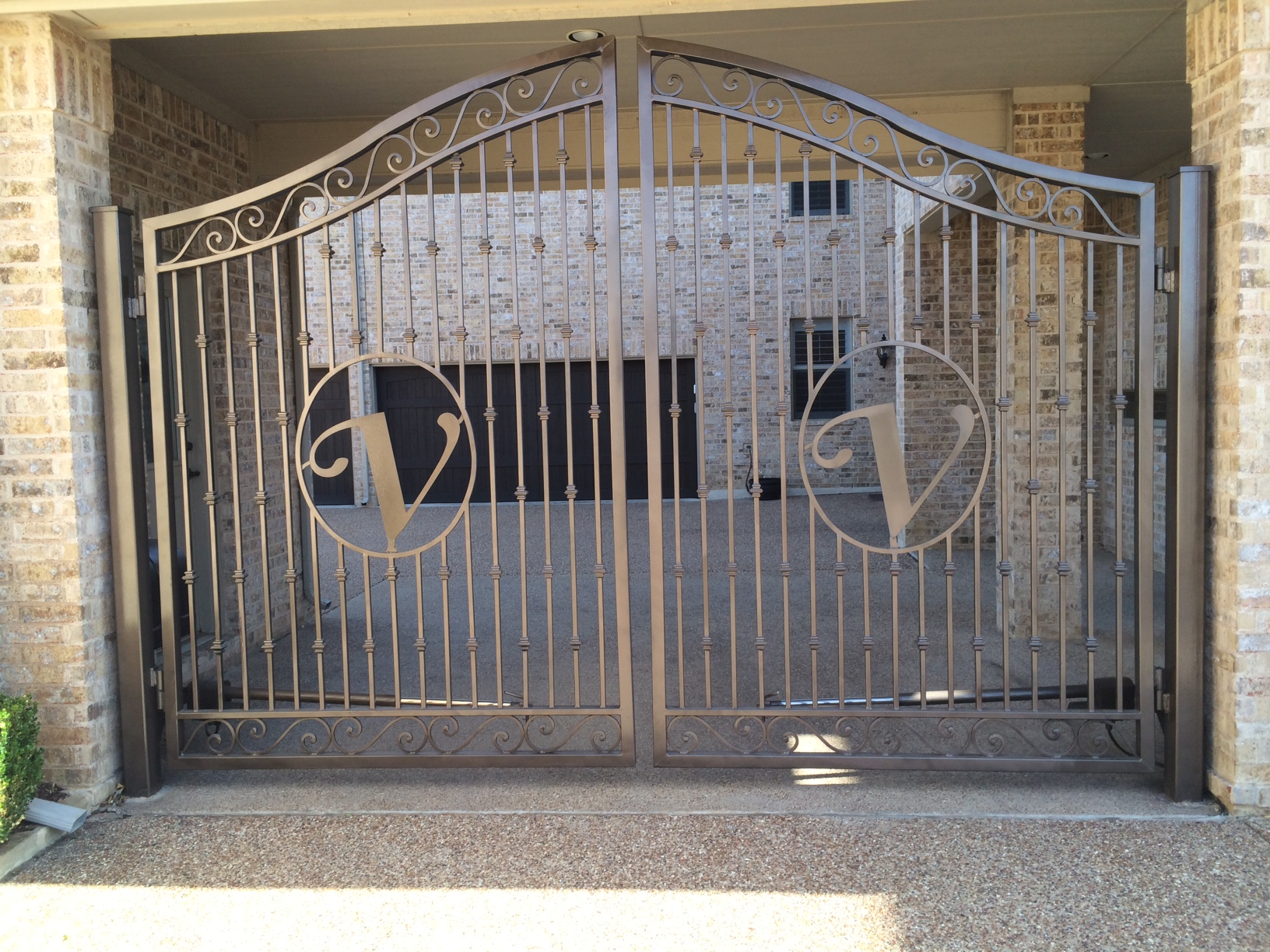 Plano Tx Automatic Gate Installation Electric Gate