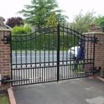 driveway gate automatic