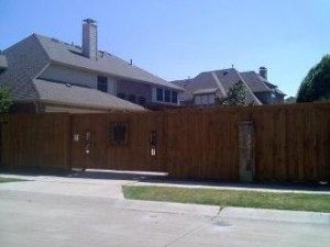 automatic sliding driveway gate Fort Worth tx