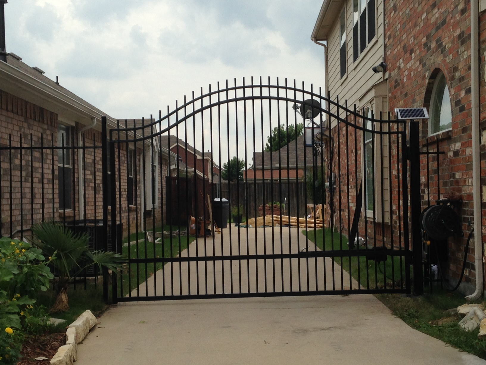 Wrought Iron Gates: Automatic And Electric Gates Frisco TX Driveway Gate