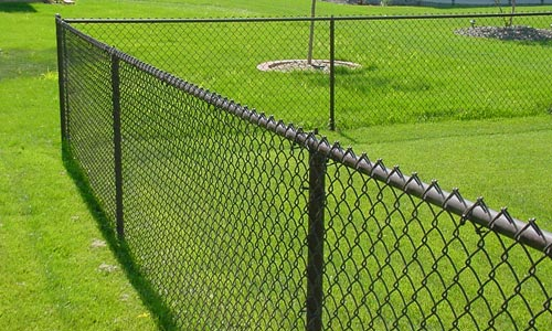 chain link fences barbed wire fences frisco tx security fence