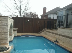 Best Security Fences Burleson TX Cedar Wood