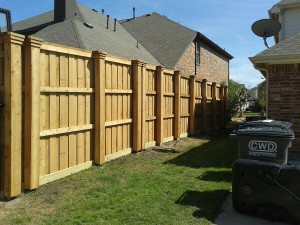 Fence Companies Colleyville TX 8 ft board on board fences 6 ft