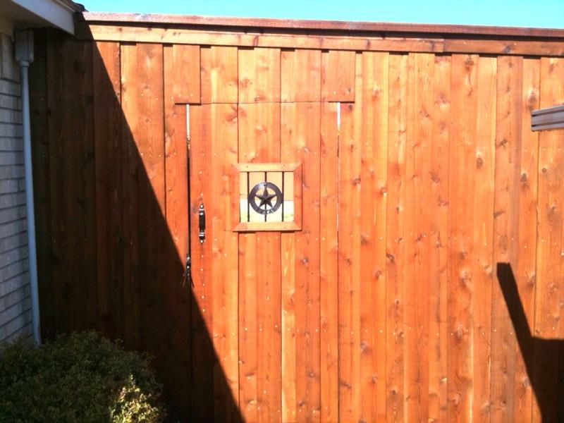 6 Ft Wood Fences Fort Worth Tx Lifetime Fence Cedar