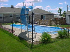 chain link fence installers companies security fences Denton tx