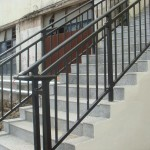 Custom Iron Handrail