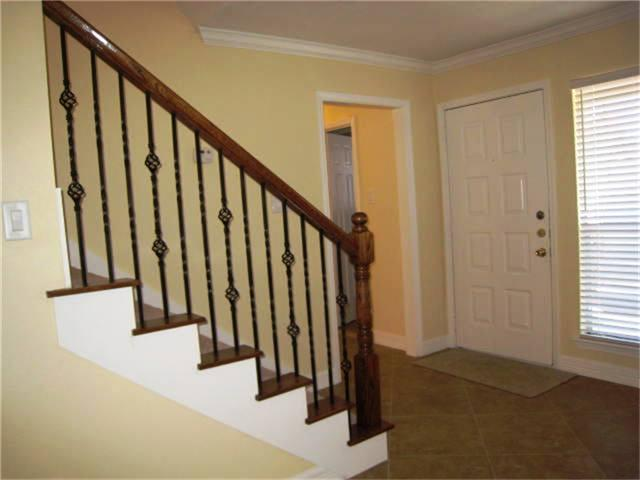 wrought iron handrail Lewisville tx stair railing