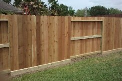Fence Companies Houston Tx Lifetime Fence Company