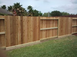 Wood Fences Houston Tx Lifetime Fence Houston Tx Best