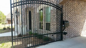 Arlington Gate Company | Driveway Gate Companies Arlington TX | Wrought Iron Gates