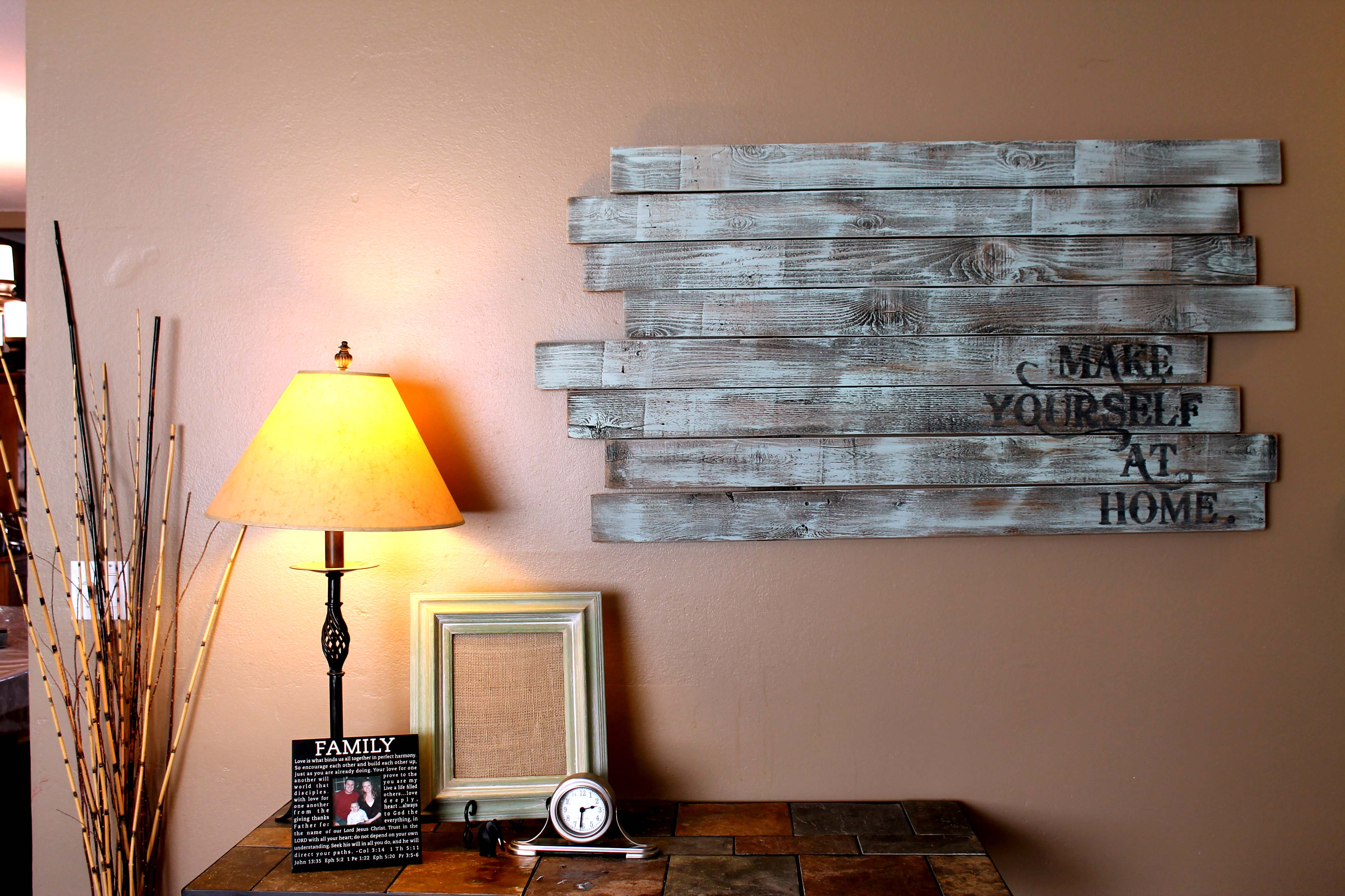 Project Ideas for Used Fence Wood   Recycled Fence Wood