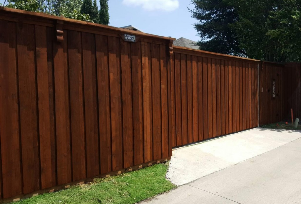 How To Install A Gate In A Wood Fence Tcworks Org