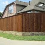 lifetime wood fence