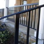 iron handrails