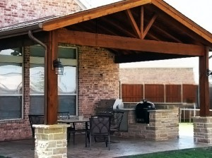frisco tx shingled arbor contractors patio covers pergola with roof installation company
