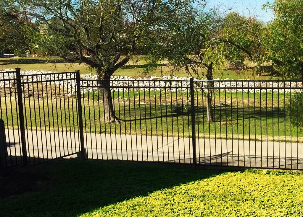 Fence Company Allen TX Allen Fence Companies Metal Fences Iron Fencing