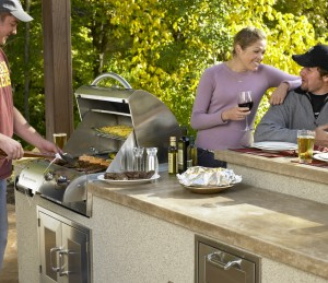 outdoor kitchens on a budget outdoor living
